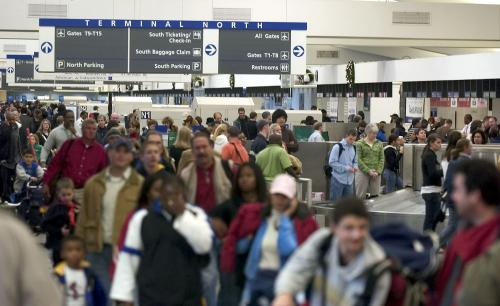 Atlanta Airport To See Bump In Thanksgiving Travel