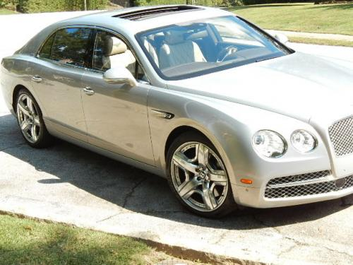 AutoNsider Review: 2014 Bentley Flying Spur W12 Courtesy of Bentley of Atlanta