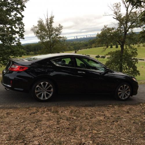 AutoNsider Review: 2015 Honda Accord EX-L V6 Coupe