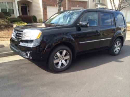 AutoNsider Reviews: 2015 Honda Pilot EX-L