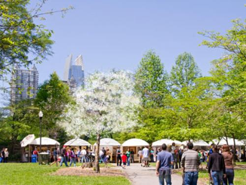 Best Arts Festivals In Atlanta
