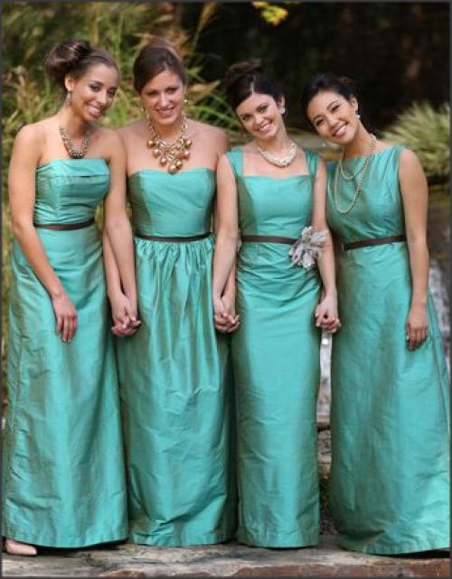 Best Places For Bridesmaids Dresses In Atlanta
