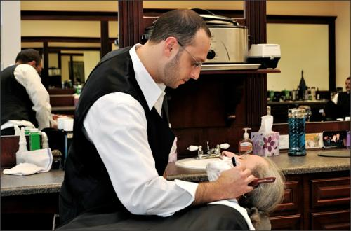 Best Straight Razor Shaves In Atlanta