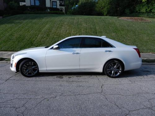 2015 Cadillac CTS 3.6 TT V Sport