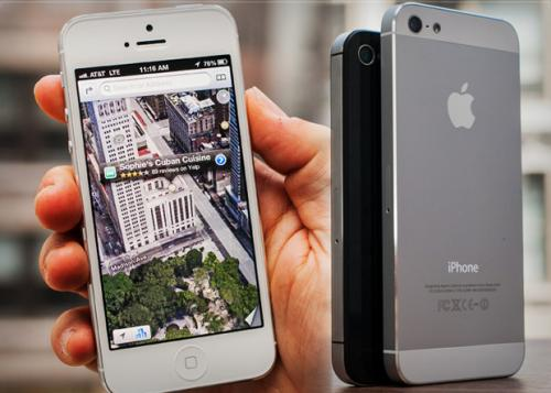 "CNET's iPhone 5 Review: ""Finally The iPhone We've Always Wanted"""