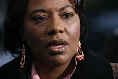 Community Leaders Back Bernice King