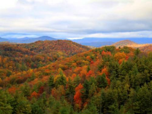 Getaway Guide: Weekend Trip Along Blue Ridge Parkway