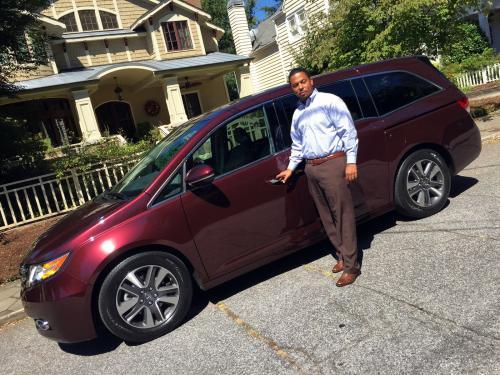 2015 Honda Odyssey Elite (Complete w/Central Vac.)