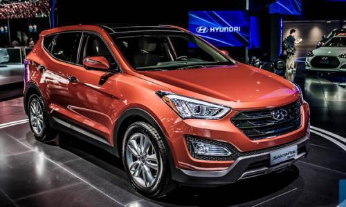 2014 Hyundai Santa Fe LTD