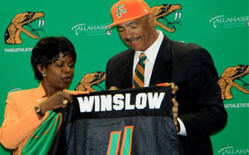 ICYMI: Kellen Winslow, Sr Talks FAMU Athletics