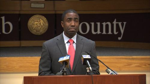 Lee May Discusses Resignation with Rashad Richey