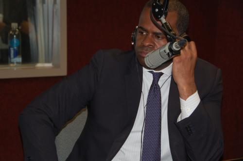 Mayor Kasim Reed Takes on Ceasar Mitchell and Kelvin Cochran