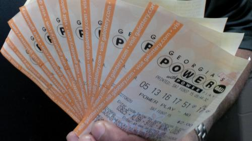 "$380 Million Powerball Lottery: ""If You Don't Play You Can't Win"""