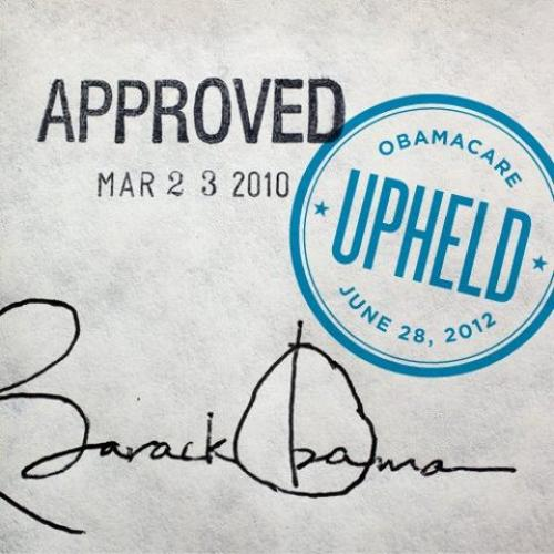 President Obama's Health Care Passes!