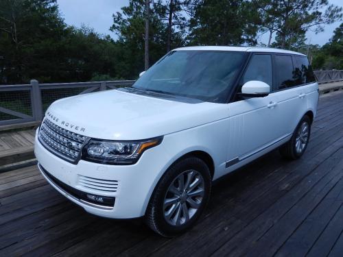 2015 Range Rover HSE