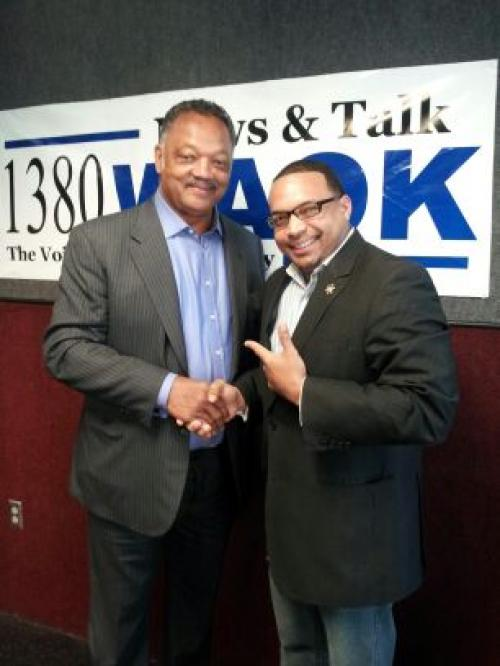 Real Talk with Rashad Richey: Reverend Jesse Jackson Gets Real With Richey