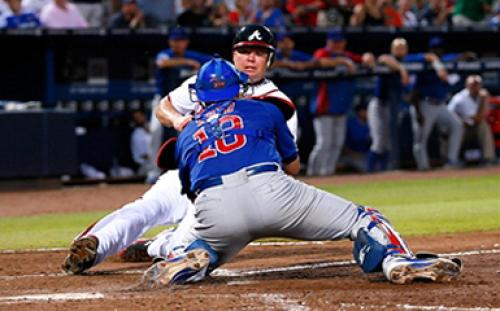 The Sports Kings: Braves Fall To Cubs 5-1