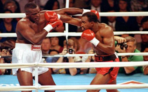 The Sports Kings: Holyfield vs Douglas Flashback October 25 1990