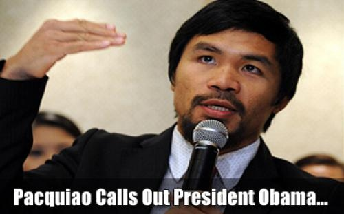 The Sports Kings: Manny Takes Shot At Same Sex Marriage…