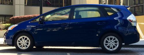 2014 Toyota Prius v's Week w/The AutoNsider