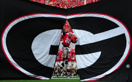 #10 UGA Preps For #2 Florida…