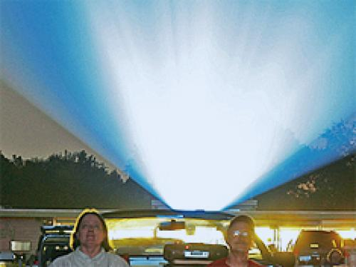 Ultimate Date Night: The Starlight Drive-In Theatre