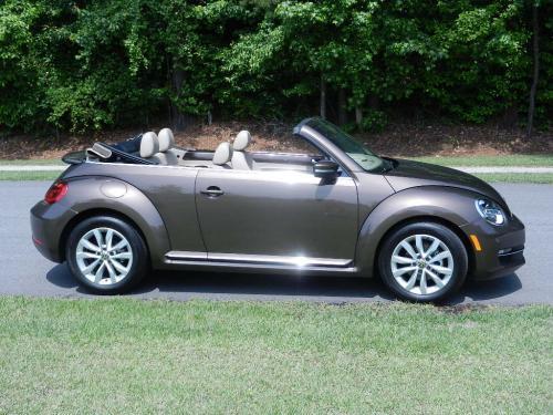 2015 VW Beetle Topless TDI