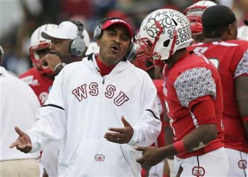 WSSU's Connell Maynor Previews NCAA Div II Playoff Rnd 2 Matchup